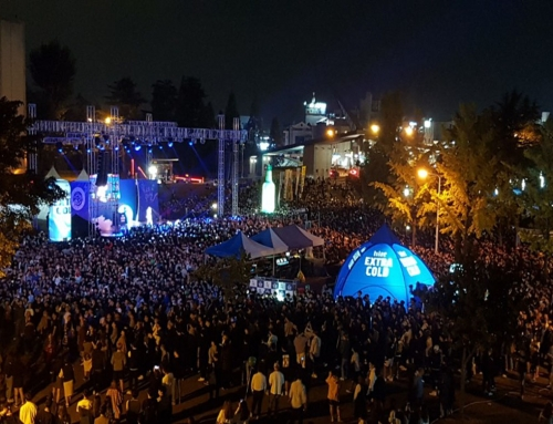 하이트 행사용 부스(텐트) 제작/설치
